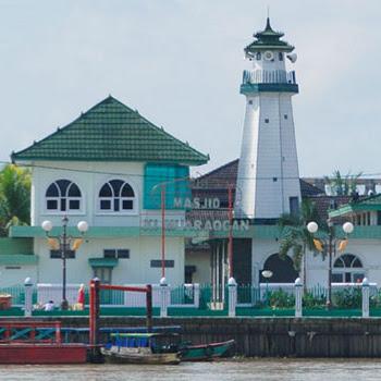 Sejarah Ki Marogan, Bangun Masjid Muara Ogan dan Haji Umur 8 Tahun
