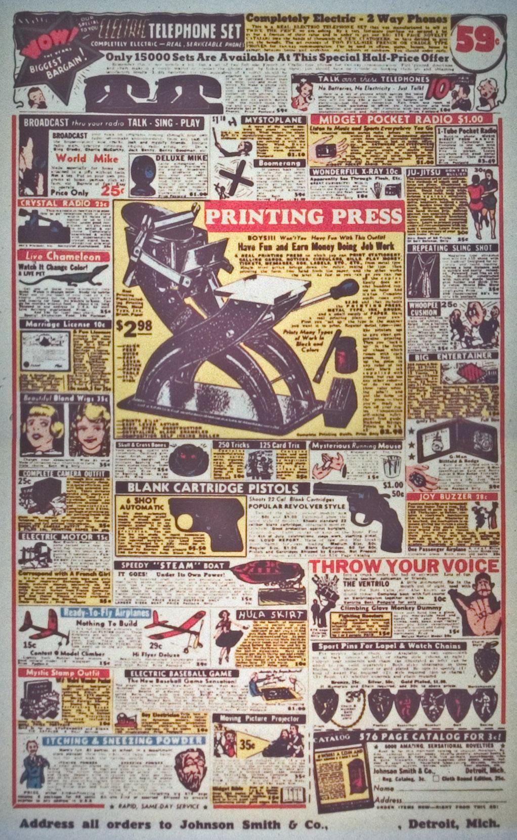 Read online Detective Comics (1937) comic -  Issue #27 - 69
