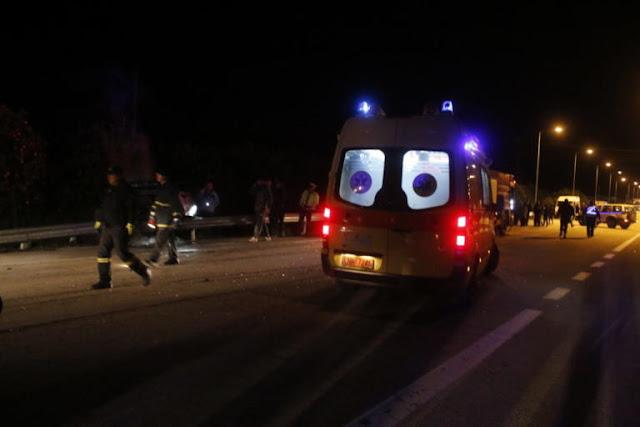 Θρήνος στη Λάρισα – Νεκρός σε τροχαίο 21χρονος φοιτητής