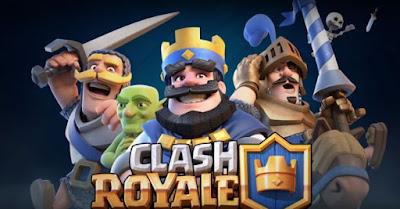 Clash Royale v1.4.1 Apk Terbaru Gratis