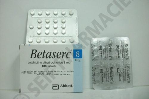 بيتاسيرك Betaserc أقراص لعلاج الدوخة ودوار البحر وعدم الاتزان نشرة الدواء والسعر