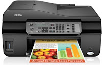 Epson WorkForce 435 Download Printers Drivers For Windows and Mac OS