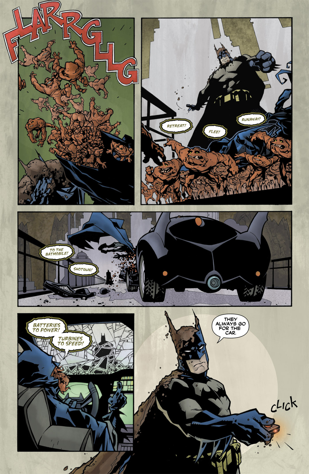 Detective Comics (1937) 805 Page 27