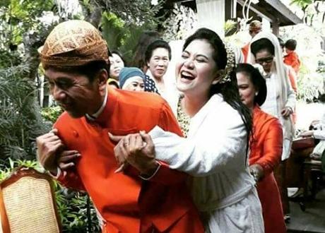 Nyinyir Soal Undangan Pernikahan Putri Presiden Jokowi, Netizen: Kerja Mu Apa Fahri Hamzah?