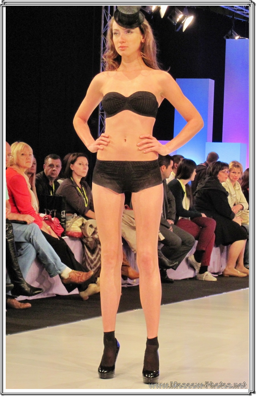 CPM Collection Premiere Moscow  - Lingerie Fashion Show