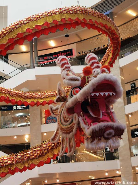 Happy dragon year
