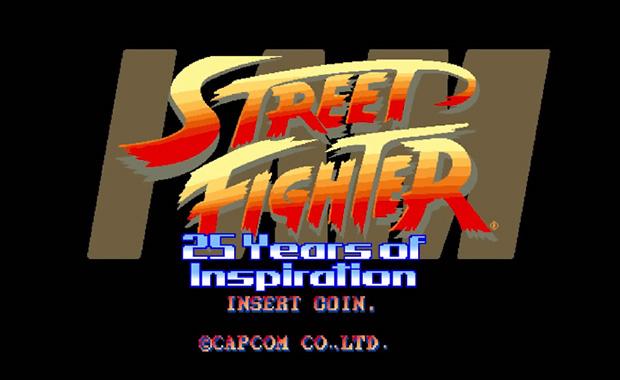 Street Fighter game documentário 25 anos Capcom
