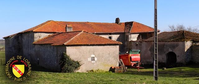 BREMONCOURT (54) - Maison-forte