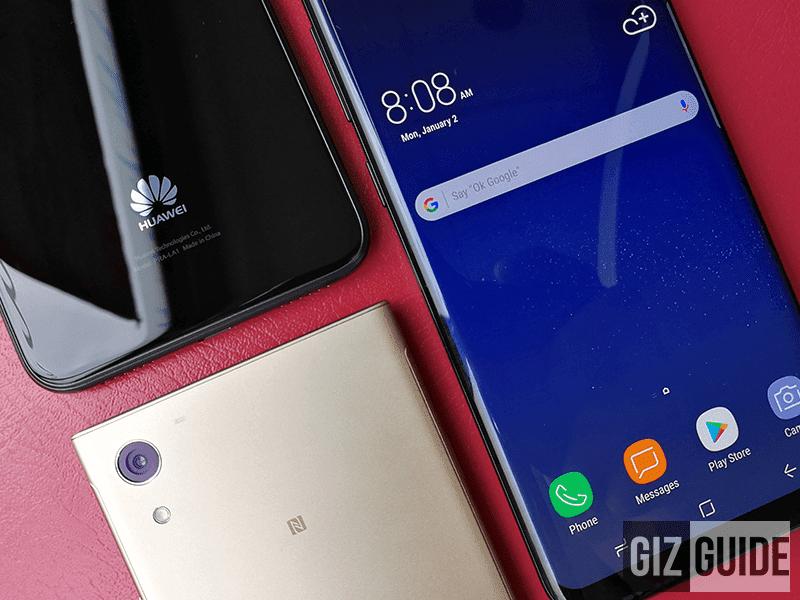 IDC Top 5 Global Smartphone Vendors For Q1 2017