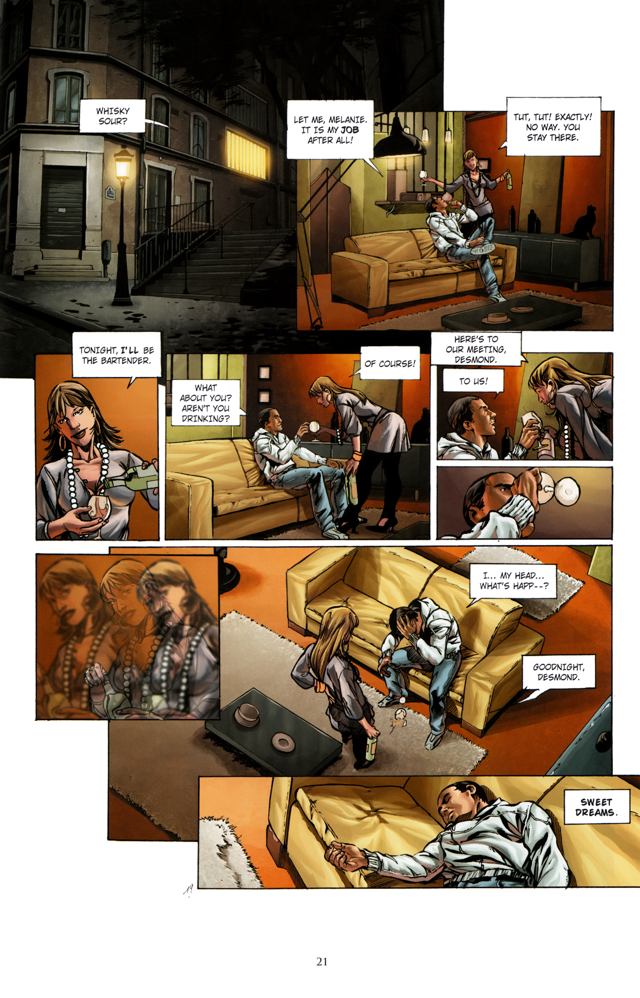 Read online Assassin's Creed (2012) comic -  Issue #1 - 25