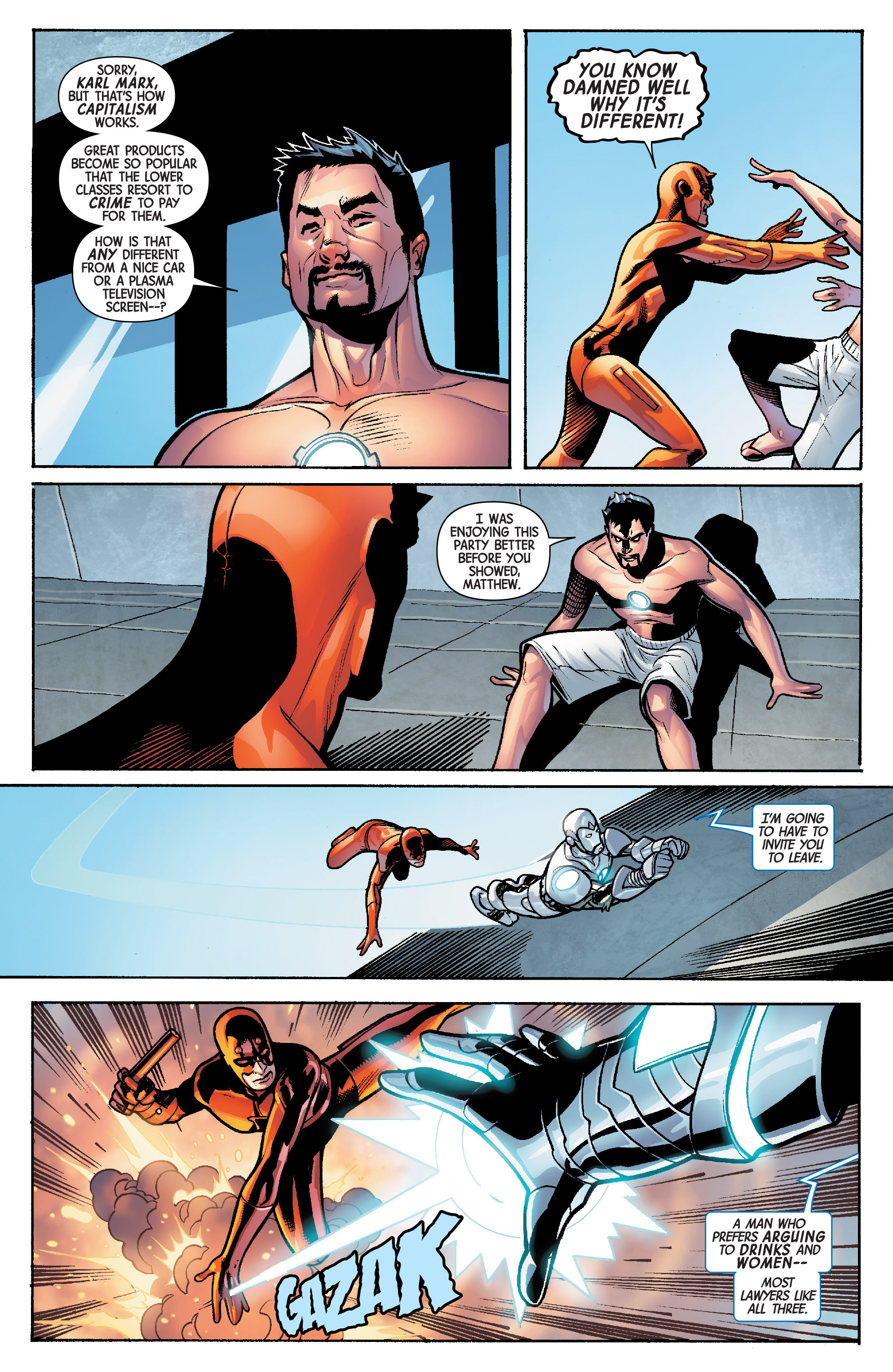 Read online Avengers & X-Men: AXIS comic -  Issue #6 - 13