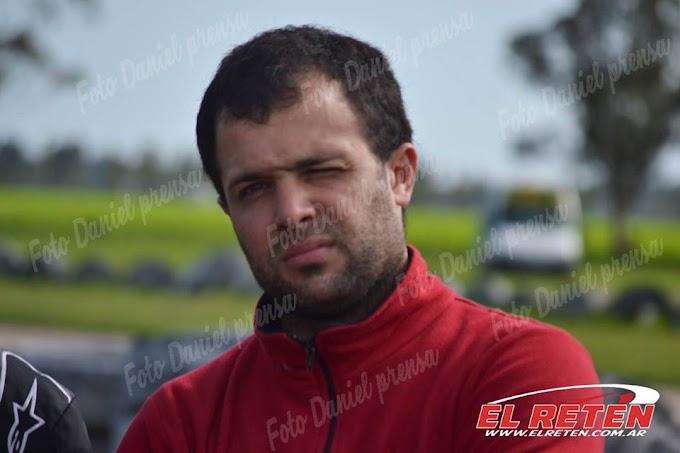 """Martin Pando: """"Quiero cerrar el año de la mejor manera y dar pelea hasta el Final"""""""