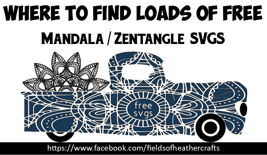 Download Where To Find Free Mandala Zentangle Svgs