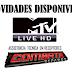 MTV Live HD chega na NET com exclusividade