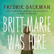 "Patty Pick for May 25 is ""Britt-Marie Was Here"" by Fredrik Backman"