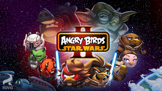 Angry Birds Star Wars II v1.9.23 Mod Apk Terbaru (Unlimited Money)