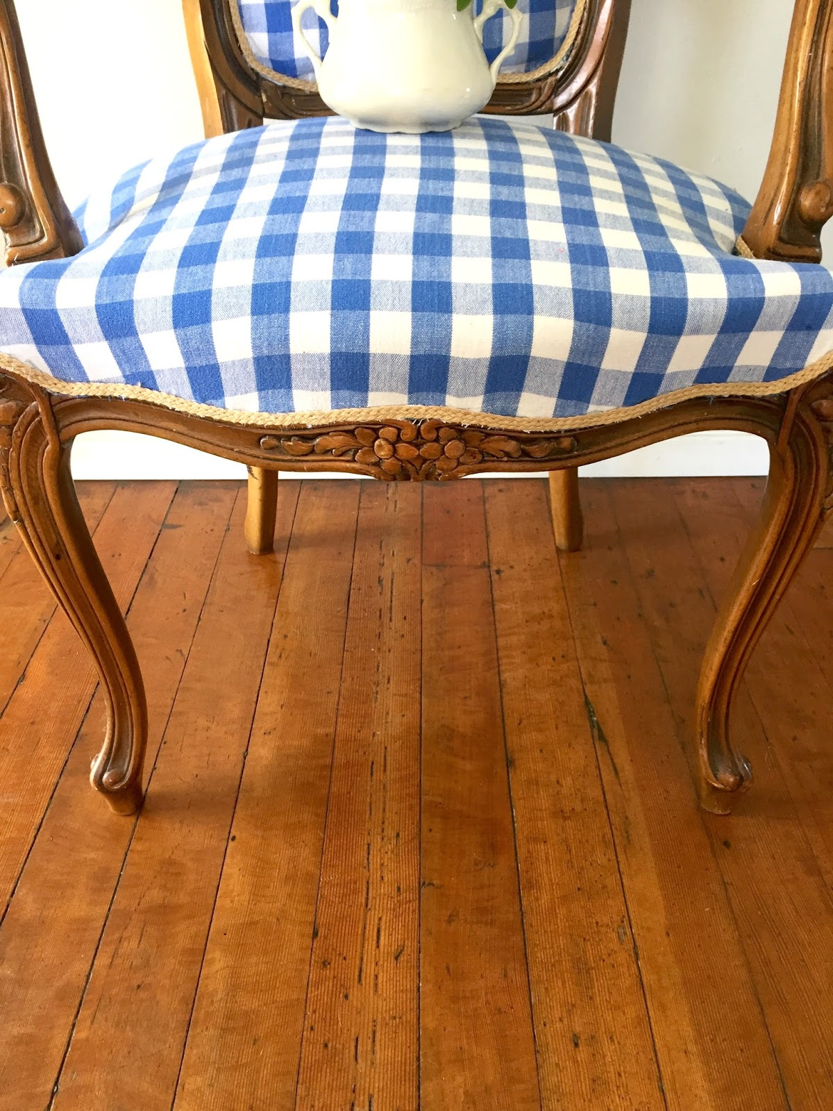 Buffalo Plaid Chair Chinese Chippendale Chairs Uk D 39s Cottage And Design Check
