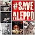 Save Aleppo Sekarang Trending Topic di Time Line !