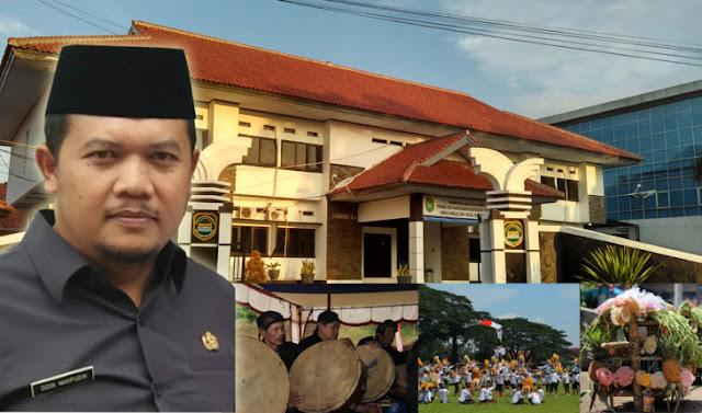 Kabid Kebudayaan Usulkan Tugu Setum DIganti Dengan yang Lebih Bernilai Budaya Subang