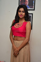 Akshita super cute Pink Choli at south indian thalis and filmy breakfast in Filmy Junction inaguration by Gopichand ~  Exclusive 001.JPG