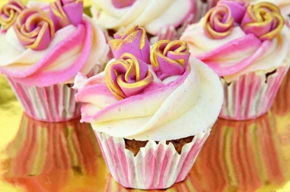 Kruidcake cupcake