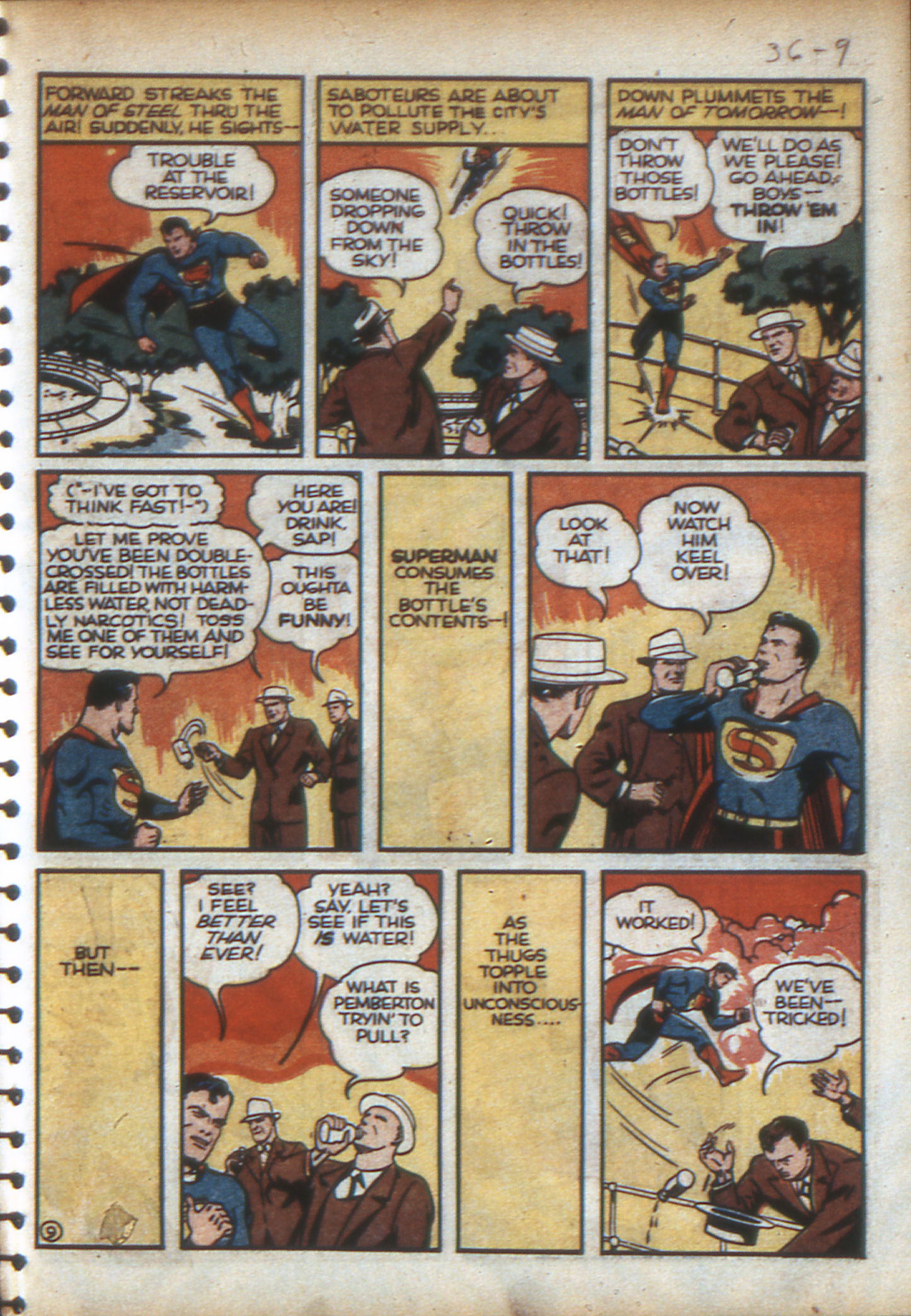 Action Comics (1938) 36 Page 11