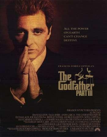 The Godfather Part III 1990 Hindi Dual Audio 700MB BluRay 720p ESubs HEVC