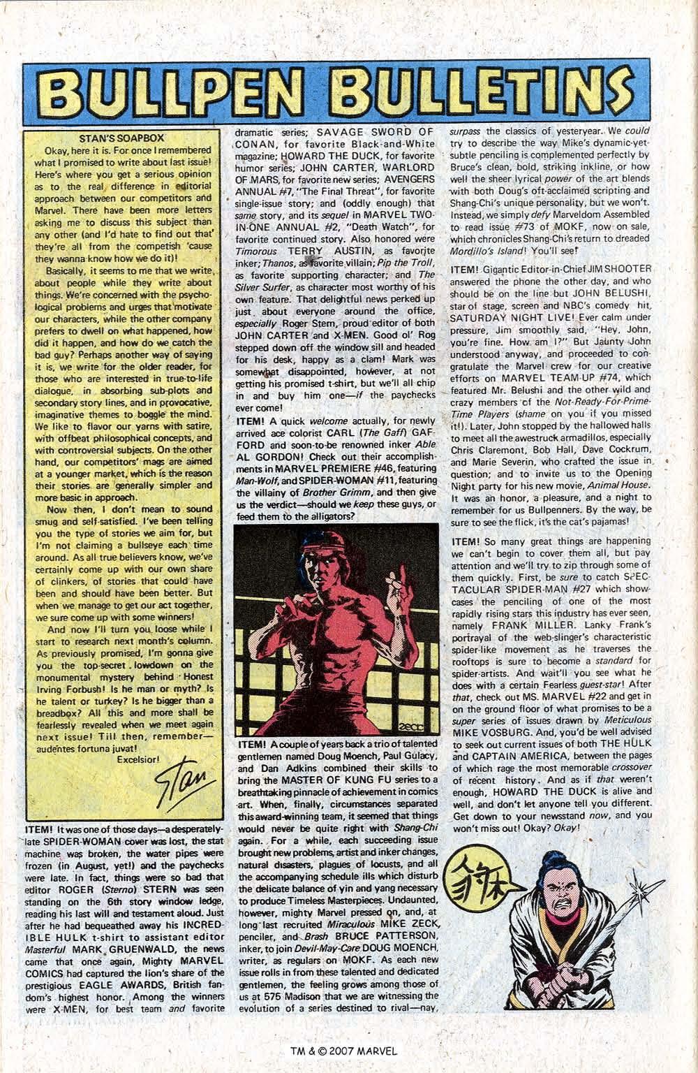 Captain America (1968) Issue #230b #145 - English 30