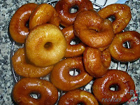 Donuts caseros-donuts hechos