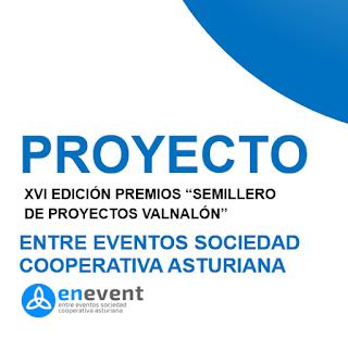 Finalistas en los XVI Edición de los Premios Proyectos Valnalón