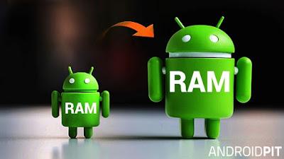 Cek RAM Android