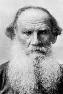 Leo Tolstoy. Director of Anna Karenina