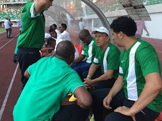 Quotes From Super Eagles Coach, Gernot Rohr