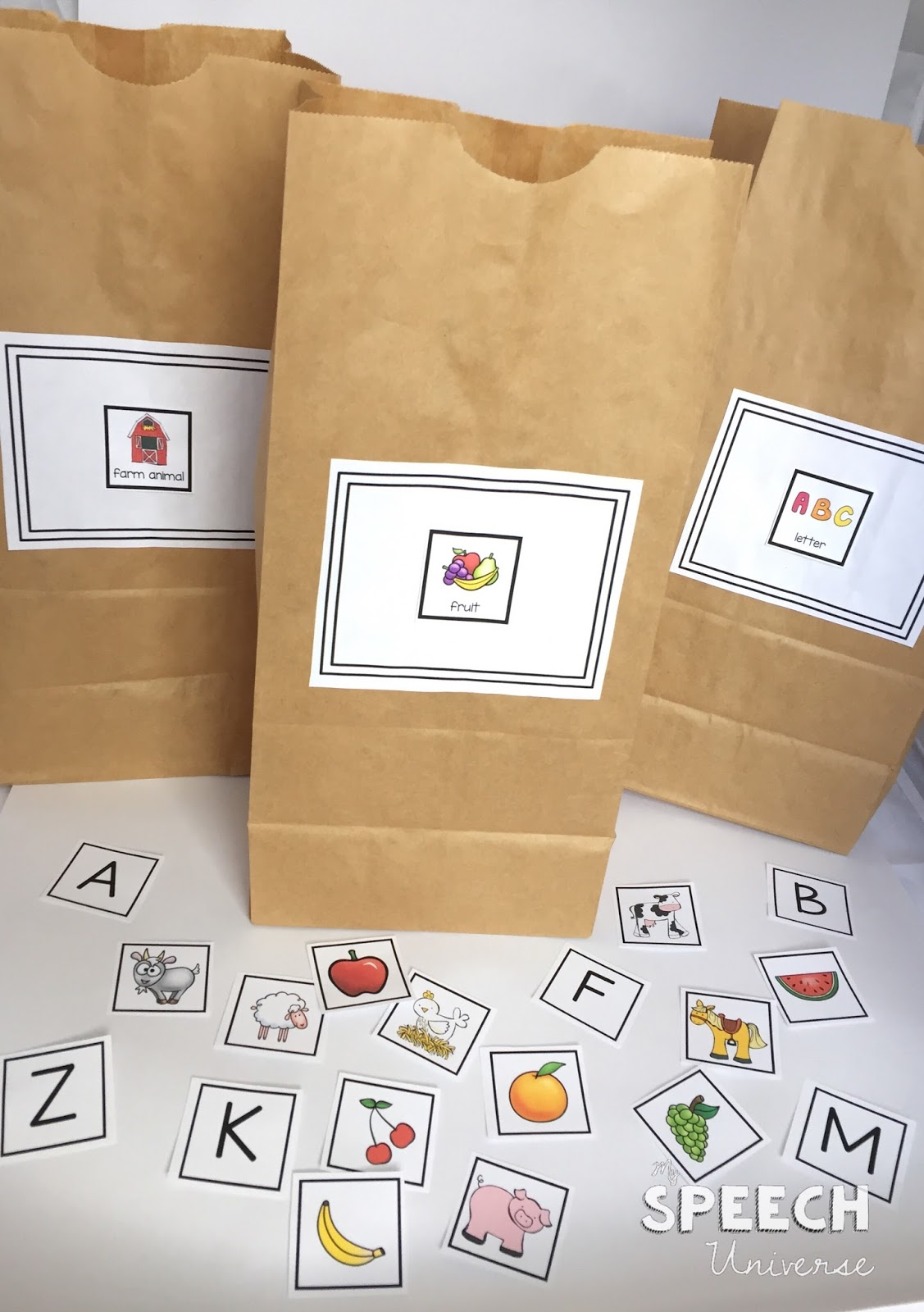 paper bag speech Paper vs plastic essaysa paper or plastic you hear this saying almost every time you go to the grocery store and plastic bags aren't just at the grocery store, there every where.