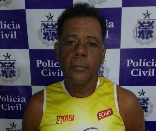 Pedreiro é preso após estuprar e matar a própria mãe - Notícias polciais, notícias da bahia - portal SPY