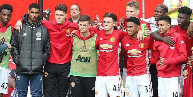 AGEN BOLA - Pemain Muda yang akan Dilepas Mancester United Di Akhir Bursa Transfer