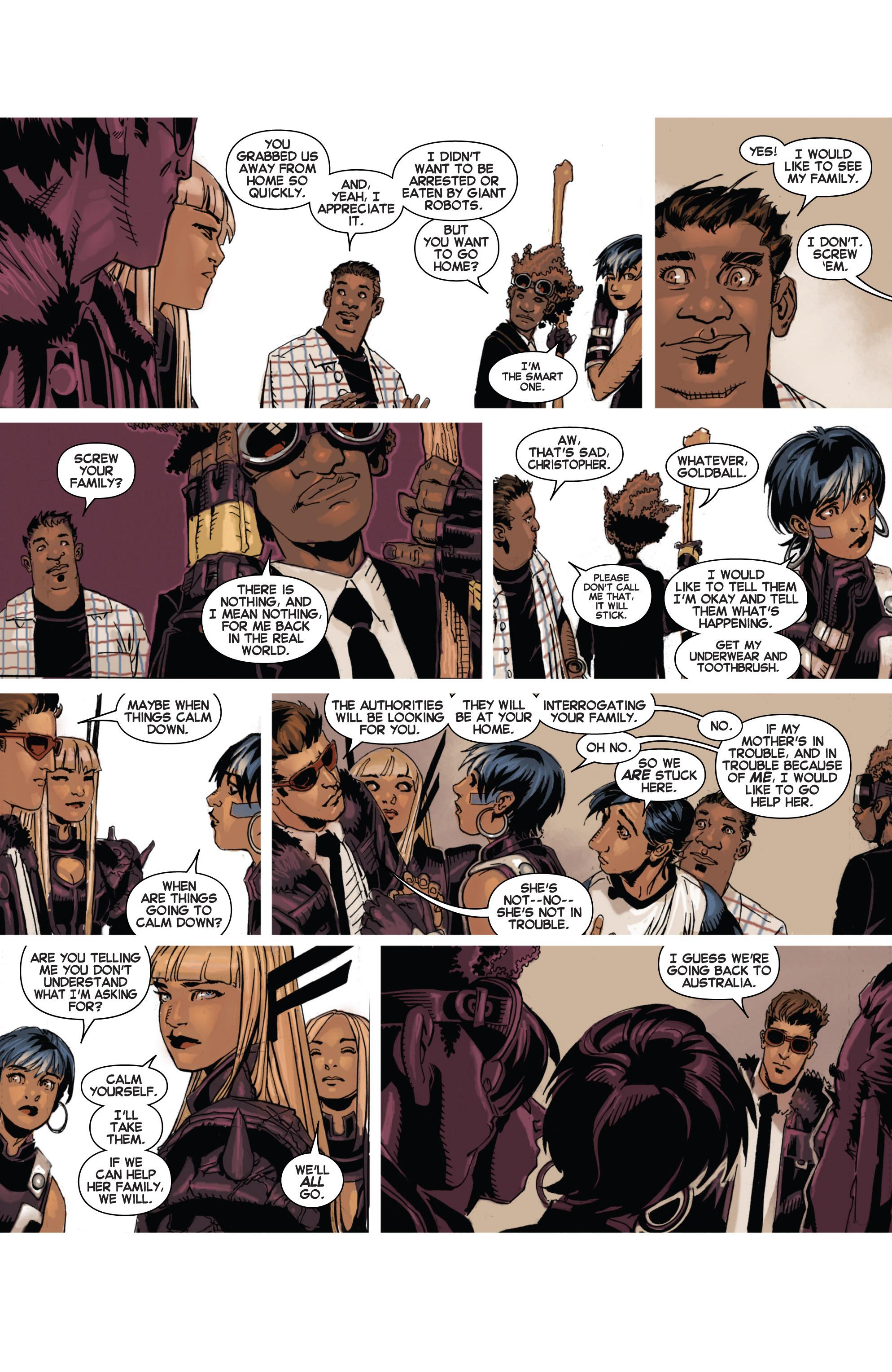 Read online Uncanny X-Men (2013) comic -  Issue #2 - 15