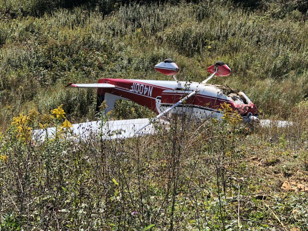 Kathryn's Report: Cessna 172, N4001F: Accident occurred