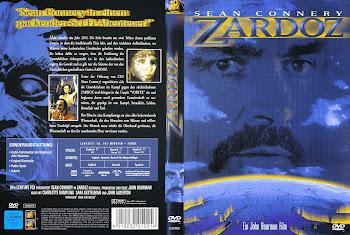 Carátula dvd: Zardoz (1974)