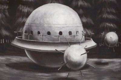 El 'encuentro alienígena' que llevó a una pequeña aldea de West Lothian a ser apodada 'la zona crepuscular'