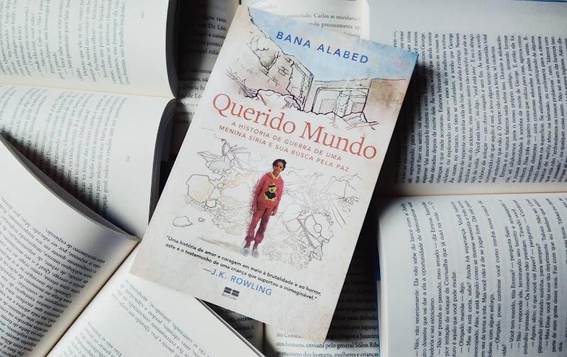 [RESENHA #577] QUERIDO MUNDO - BANA ALABED