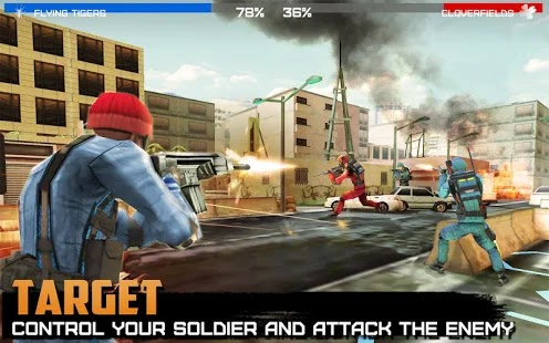 Rivals at War: Firefight Apk + Data for android