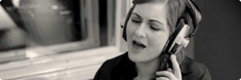 Bernadine Casserly, Professional Singer