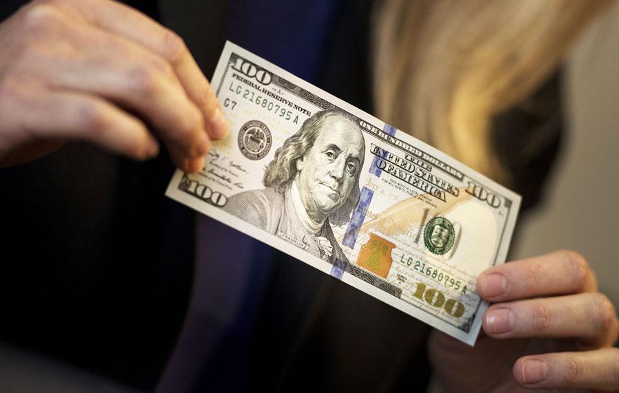 سعر الدولار اليوم الجمعة 5-8-2016 في السوق السوداء والبنوك ، إستقرار سعر العملة الأمريكية عند مستوى 12.25