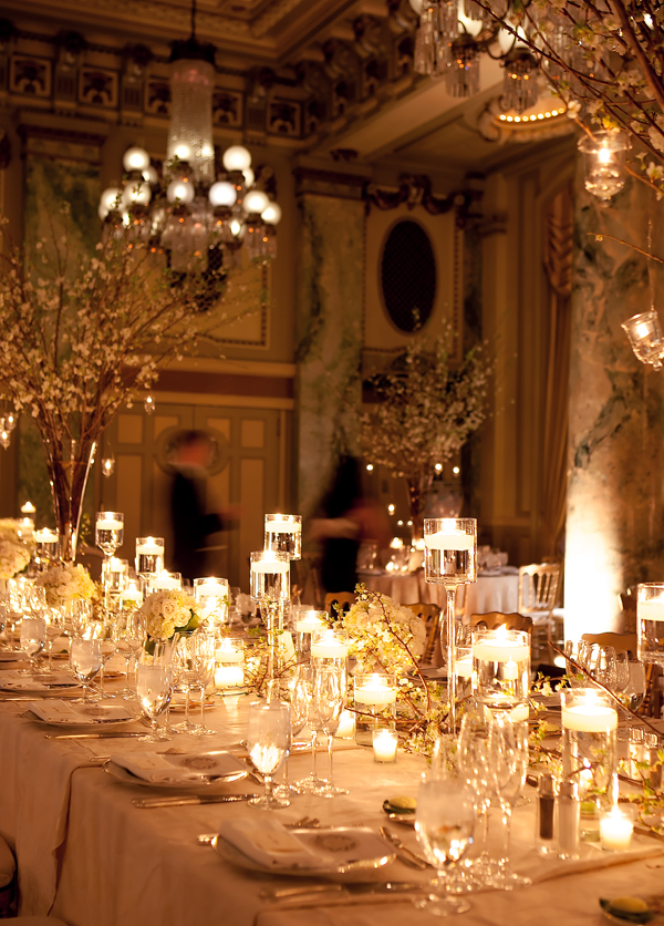 10 Tips To Create Romance With Wedding Candle Reception