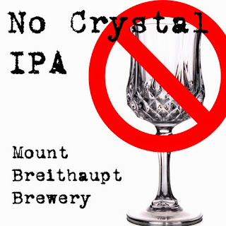 No Crystal IPA