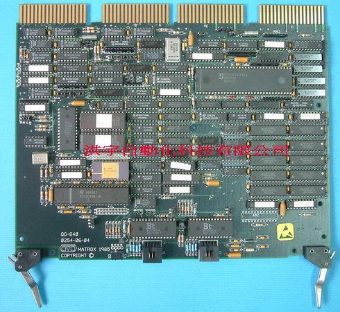 FISHER ROSEMOUNT PROVOX DC6460X1-LA1 / 11B7554X022 Matrox VDU Controller / MATROX QG-640
