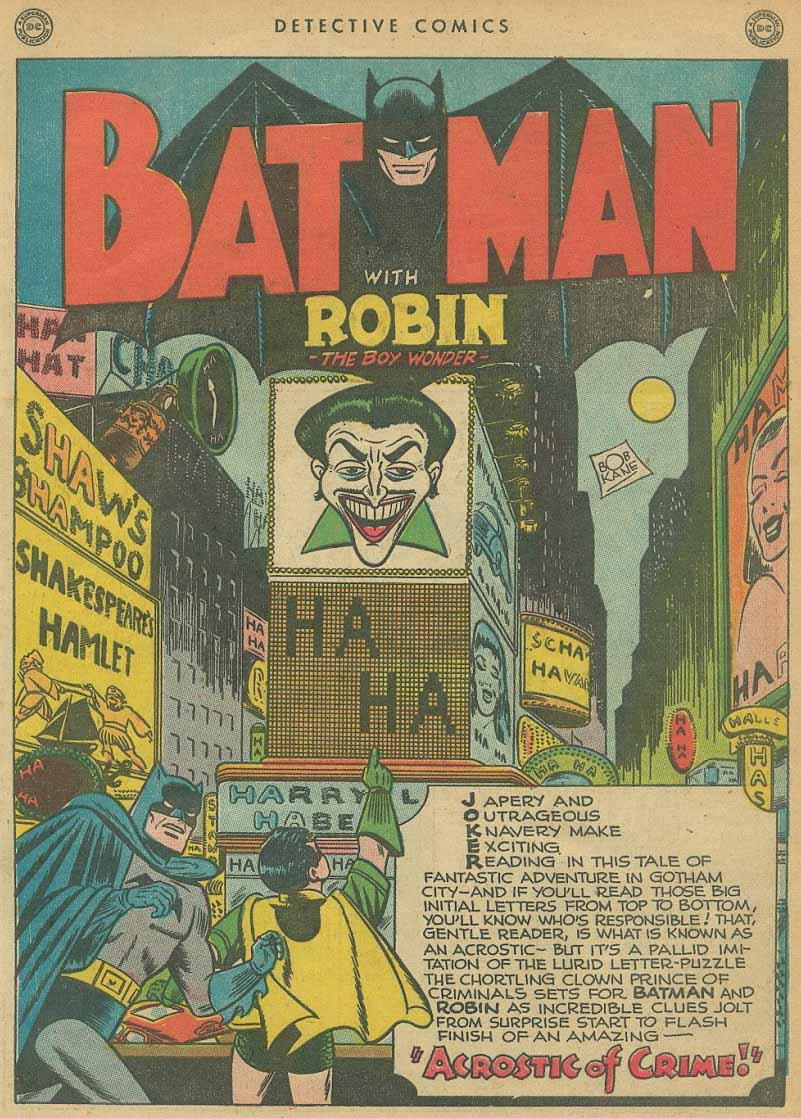 Detective Comics (1937) 114 Page 2