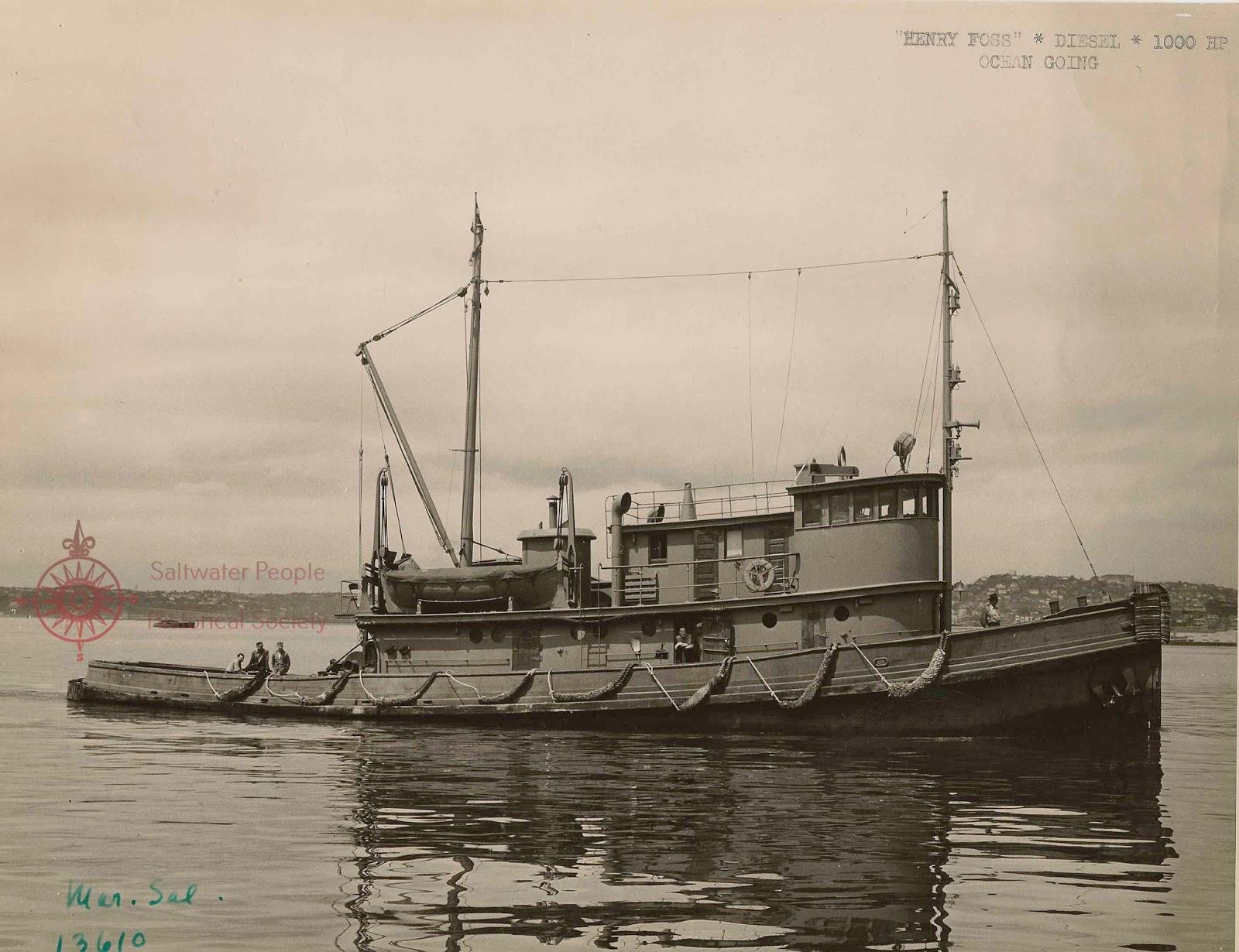 Saltwater People Log: October 2017