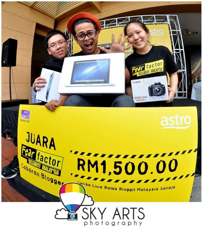 03f13d00e79 Fear Factor Selebriti Malaysia House Challenge @ Sunway Pyramid ...